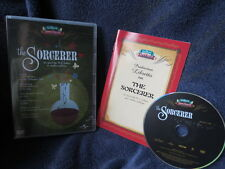 The Sorcerer -  Gilbert & Sullivan (DVD) with Production Libretto