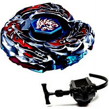 Beyblade L-Drago Destroy F:S BB 108 4D System+Light Launcher Action Game Toy Set