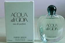 Acqua Di Gioia by Giorgio Armani EDP Spray 1.7 oz For Women TSTER
