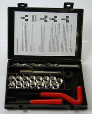 THREAD REPAIR KIT 7/16 x 18 BSF SUITS HELICOIL INSERTS ETC FROM CHRONOS