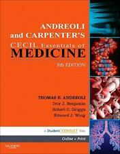 Andreoli and Carpenter's Cecil Essentials Of Medicine by Andreoli / Benjamin