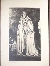 GRANDE PHOTO ANCIENNE VERS 1950 LES SAINTES MARIE DE LA MER STATUE DE SARAH