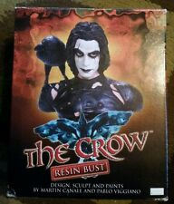 The Crow Resin Bust, James O'Barr, New In Box, #173 Limited to 1994