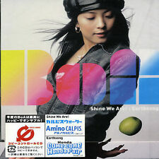 JPOP : Shine We Are/Earthsong by BoA (Korea) (CD, May-2003, Avex Trax (Japan)