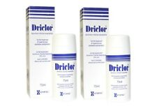 2 X Driclor Antiperspirant - 75 ML Roll-On For Excessive Sweating