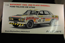 1/18 1969 Bathurst 2nd Place Ford Falcon