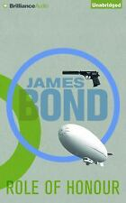 James Bond: Role of Honour 4 by John E. Gardner (2016, CD, Unabridged)