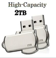 2TB USB 2.0 Flash Drive Brand New - USA Seller!
