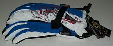 Ed Hardy Snow Gloves Ski Board Boogie Sled winter United States US Womens M L