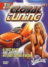 Global Tuning Vol. 1 (CD + DVD + CD-Rom)