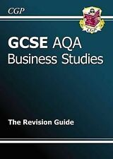 GCSE Business Studies AQA Revision Guide CGP Books Paperback NEW Book Free UK Sh