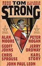 TOM STRONG 4 ALAN MOORE MAGIC PRESS