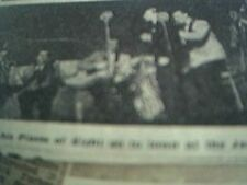 news item 1947 jazz picture harry gold pieces of eight jamboree