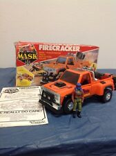 M.A.S.K. Firecracker USA Box MASK Toy