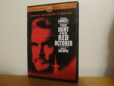 THE HUNT FOR RED OCTOBER - Special Collector's Edition DVD - I combine shipping