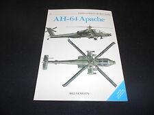 OSPREY COMBAT AIRCRAFT  6, AH-64 APACHE by BILL GUNSTON