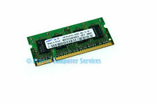 M470T2864QZ3-CF7 GENUINE SAMSUNG LAPTOP MEMORY 1GB 2RX16 PC2-6400S-666-12-A3