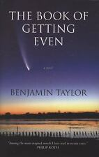 The Book of Getting Even: A Novel by Taylor, Benjamin