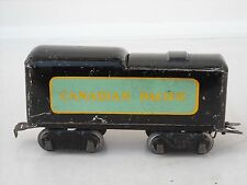Vintage Marx Tin Litho O Scale Canadian Pacific Tender