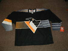 PITTSBURGH PENGUINS 2000-02 AWAY PREMIER CCM HOCKEY JERSEY LARGE NWT