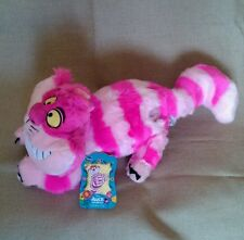 "DISNEYSTORE GENUINE ALICE IN WONDERLAND peluche CHESHIRE CAT 20"" bnwt"