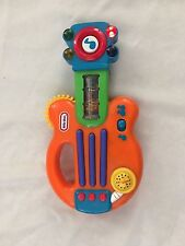 "Multi 5X9.5"" Little Tikes Lighted Guitar Music Box Rattle"