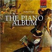 CD DOUBLE ALBUM - STEPHEN HOUGH - THE PIANO ALBUM - Romantic Piano & Virtuoso Pi