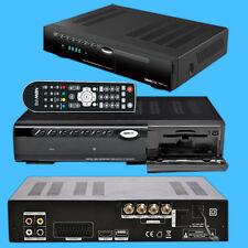 TWIN Tuner CI+ Digital SAT Receiver HD+ ready PVR Full HD USB bis 1TB Festplatte