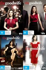 The Good Wife Season 1 2 3 4 : NEW DVD