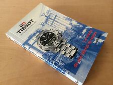 Book Libro Livre TISSOT - La Novela de una fábrica de relojes - For Collectors