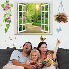 Huge Tree-lined trail Window Removable Wall Sticker Decor Home Decal Mural New