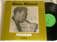 SAM RIVERS Paragon Dave Holland Barry Altschul Fluid 101 FRANCE LP