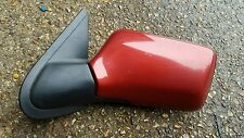 VW Mk3 GOLF PASSENGER SIDE ELECTRIC WING MIRROR IN CANYON RED GTI VR6