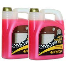 10 Liter Kühler Frostschutz Kühlflüssigkeit gemäß G12+ rosa gebrauchsfertig -40°