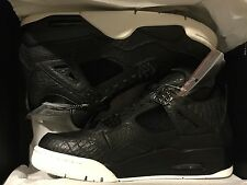 NEW Air Jordan 4 Premium Pony First Class Flight 9.5 Trusted Seller Since 2001!
