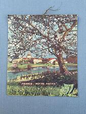 Ancien calendrier 1943 JAC jeunesse agricole chrétienne collection vieux papiers