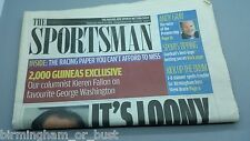 Very Rare The Sportsman Issue 1 dated 22/03/2006 Racing Post rival newspaper