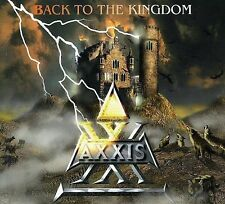 Axxis - Back to the Kingdom [Limited] (CD, Mar-2000, Massa) DIGIPAK