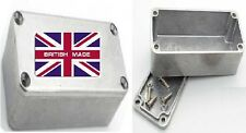 ALUMINIUM DIECAST ELECTRONICS PROJECT BOX ENCLOSURE 52 X 38 X 31MM