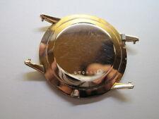 cassa orologio uomo zenith vintage laminata in oro 40 micron pari nuova