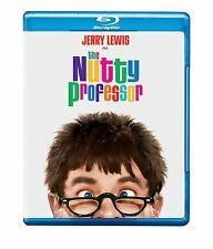 THE NUTTY PROFESSOR (Jerry Lewis) 50th Anniv -  Blu Ray - Sealed Region free
