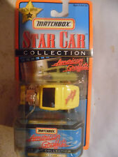 MATCHBOX STAR CAR COLLECTION SPL EDITION AMERICAN GRAFFITI '33 FORD COUPE MM