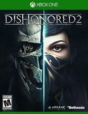 Dishonored 2 - Xbox One BRAND NEW SEALED!