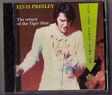 Elvis Presley CD The Return Of The Tiger Man - Live in Las Vegas 1969