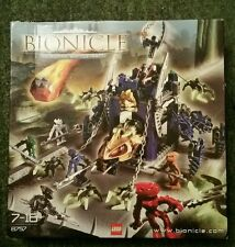 Lego Bionicle Set 8757 Visorak Battle Ram