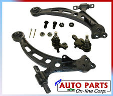 CAMRY 92-01 2 LOWER CONTROL ARMS + 2 ball joints SET AVALON 95-98 ES300 92-01