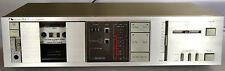 NAKAMICHI BX-1 Dual Head Dolby-B Cassette Tape Deck WORKS: Great  LQQKS: Good