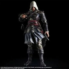 "10"" ASSASSIN'S CREED 4: BLACK FLAG EDWARD KENWAY PLAY ARTS KAI ACTION FIGURE TOY"