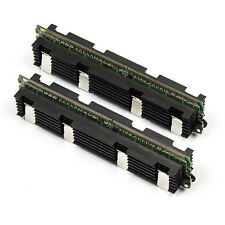 4GB (2 x 2GB) DDR2 800MHz PC2-6400 240-PIN ECC FBDIMM MAC PRO 2008 RAM SWBT