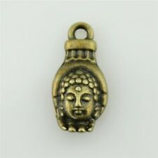Buddha in the Palm of the Hand Antiqued Bronze 18mm Traditional Charm 1pc